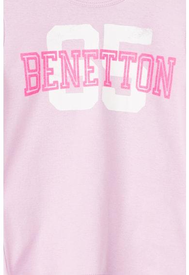 United Colors of Benetton Bluza cu imprimeu 12 Fete