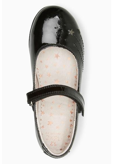 NEXT Lakkbőr cipő csillagos rátétekkel Lány