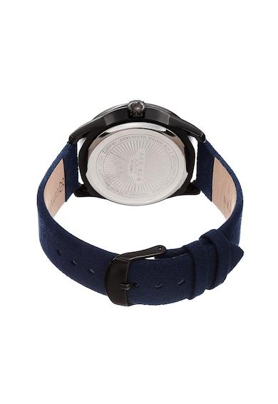AKRIBOS XXIV Часовник с велурена каишка Мъже