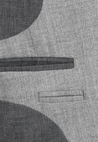 NEXT Sacou de lana cu revere decupate Barbati