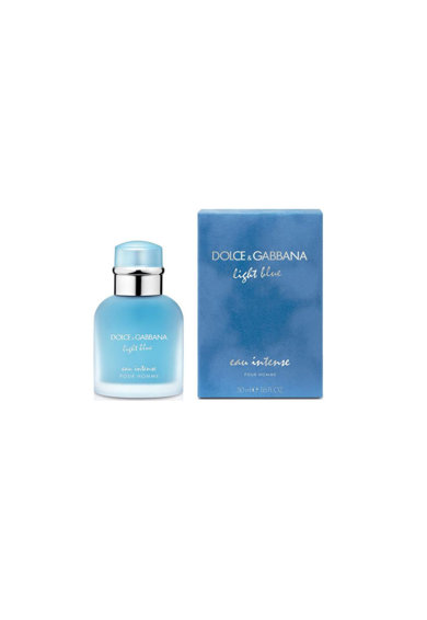 Dolce & Gabbana Apa de Parfum  Light Blue Eau Intense Pour Homme, Barbati Barbati