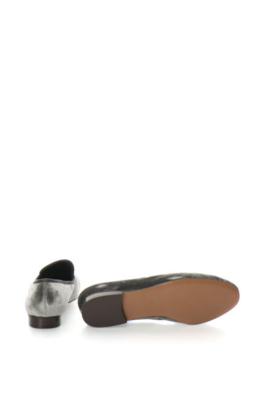 Lauren Ralph Lauren Pantofi loafer catifelati cu logo brodat Coleena Femei