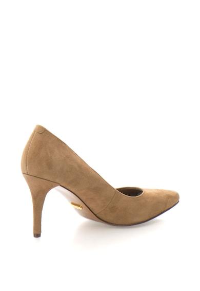 Lauren Ralph Lauren Pantofi stiletto de piele intoarsa Reave Femei