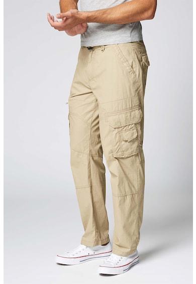 NEXT Панталон карго с колан Мъже