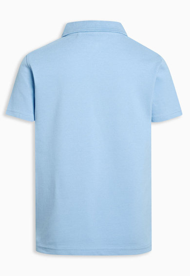 NEXT Set de tricouri polo din bumbac - 2 piese Baieti