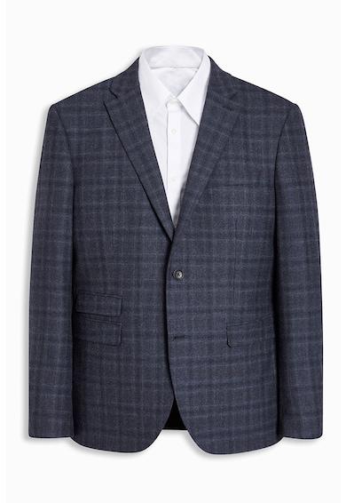NEXT Sacou tailored fit din amestec de lana 2 Barbati