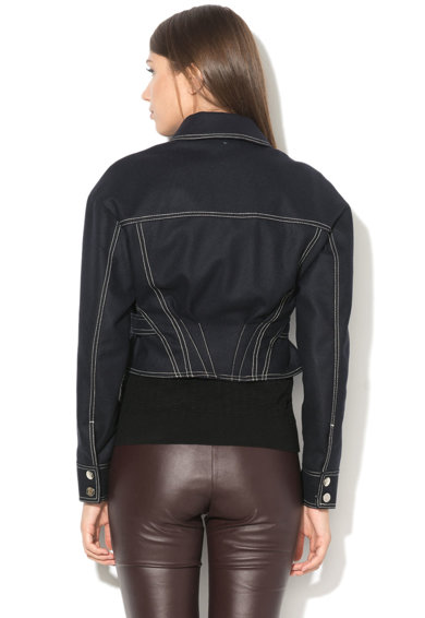 Sportmax Code Jacheta scurta din amesteec de lana Femei