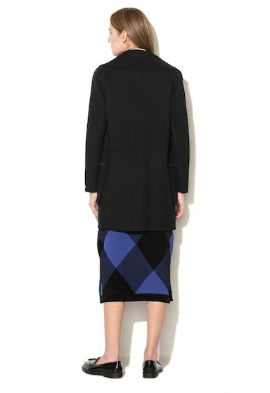 Sportmax Code Haina din amestec de lana cu buzunare frontale Femei