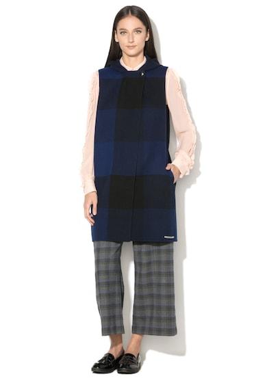 Sportmax Code Vesta din amestec de lana virgina Reflex Femei