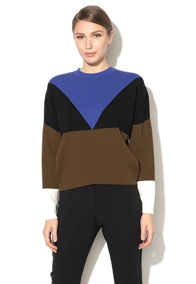 Sportmax Code Pulover cu model colorblock Femei