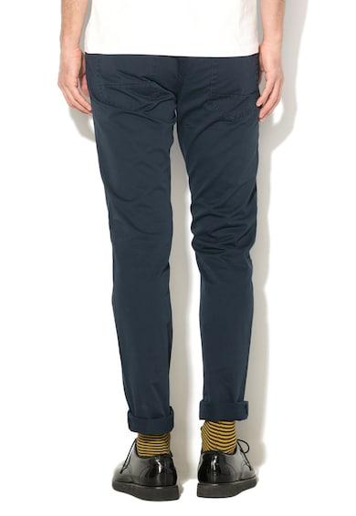 United Colors of Benetton Pantaloni slim fit cu inchidere cu nasturi Barbati