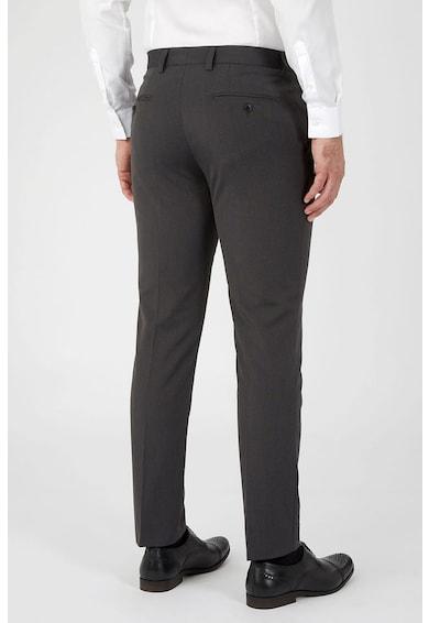 NEXT Pantaloni eleganti skinny cu pense Barbati