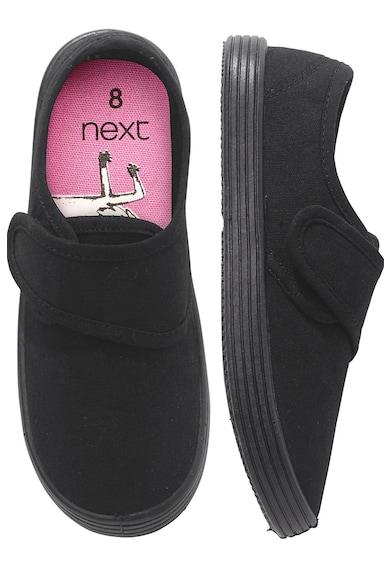 NEXT Tépőzáras plimsolls cipő Lány