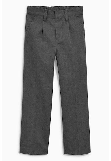 NEXT Pantaloni eleganti slim fit cu buzunare oblice Baieti