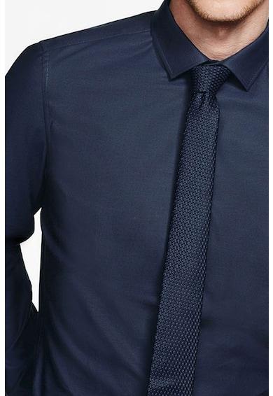 NEXT Regular fit ing és nyakkendő szett férfi