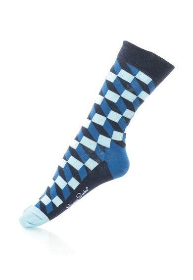 Happy Socks Унисекс чорапи с фигурален дизайн Жени