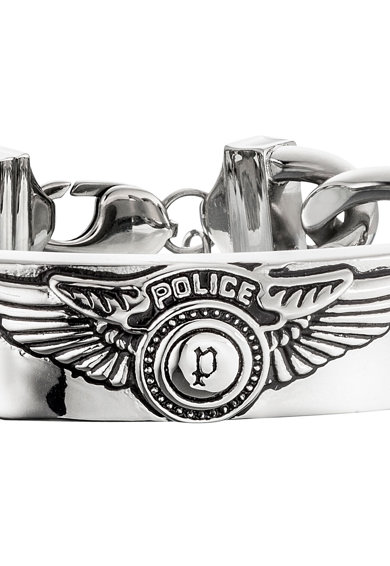 Police Rozsdamentes Acél Karkötő férfi