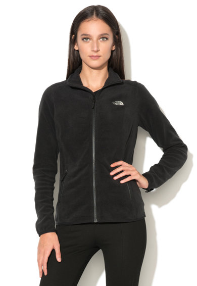 The North Face Bluza sport de fleece cu fermoar Glacier Femei