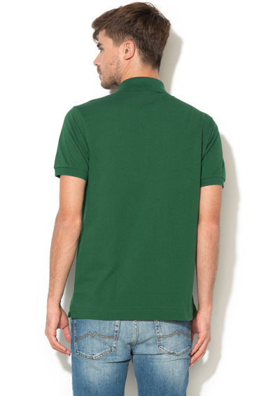 Lacoste Тениска от пике с яка ' Мъже