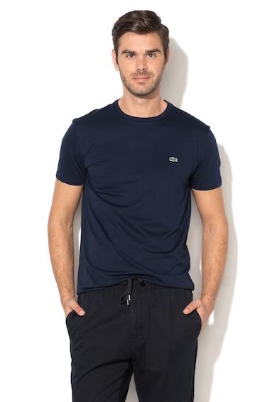 Lacoste Тениска с овално деколте и лого Мъже