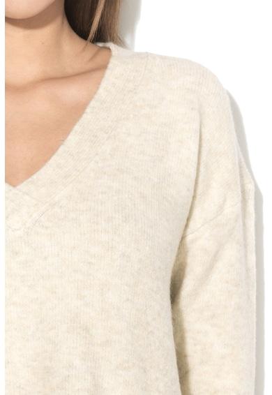 Pepe Jeans London Alexas V-nyakú pulóver női