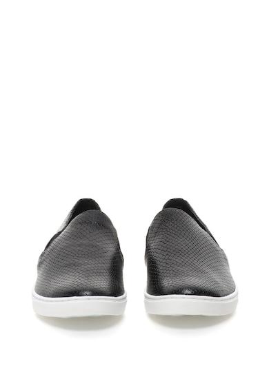 Schutz Pantofi sport slip-on cu model reptila Femei