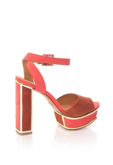 Schutz Sandale cu platforma si toc inalt Salto Alto Femei