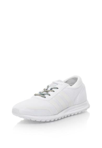 adidas Originals Los Angeles hálós anyagú sneakers cipő fényvisszaverő részekkel férfi
