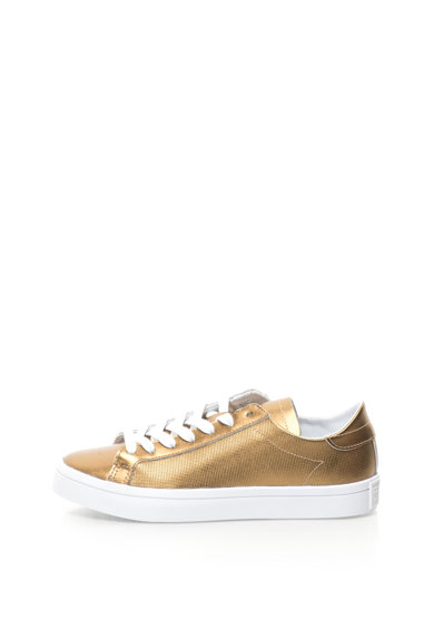 Adidas ORIGINALS Pantofi sport de piele Court Vantage Femei