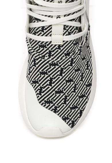 Adidas ORIGINALS Спортни обувки Tubular Entrap PK с кожени детайли Жени