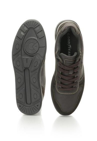 Goodyear Pantofi sport cu aplicatie logo Barbati