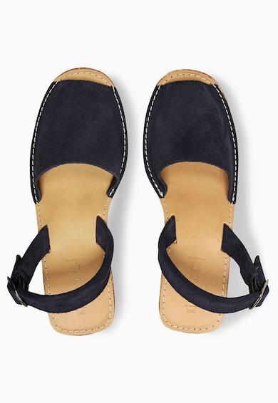 NEXT Sandale wedge din piele intoarsa Femei