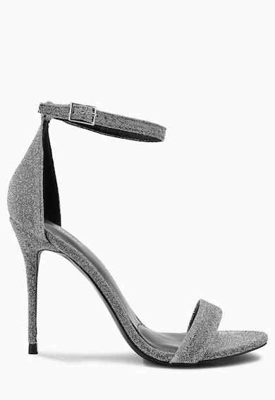 NEXT Sandale stiletto din lurex Femei