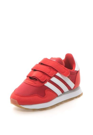 Adidas ORIGINALS Pantofi sport cu garnituri de piele intoarsa sintetica Haven Fete