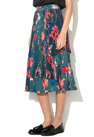 Max&Co Fusta cu design petrecut si model floral Femei