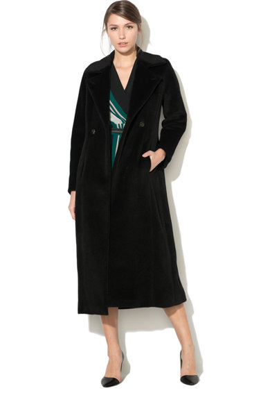 Marella Haina lunga din amestec de lana Lega Femei