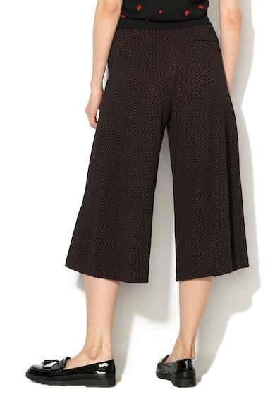 Marella Pantaloni culotte din lana virgina cu buline 1 Femei