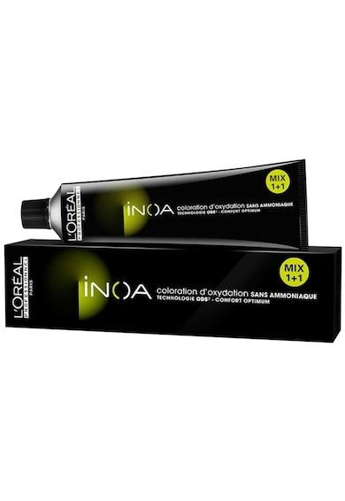 L'Oreal Professionnel Vopsea de par permanenta fara amoniac  Inoa 5.42, 60 ml Femei