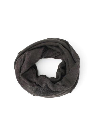 DESIGUAL Fular circular tricotat cu strasuri Femei