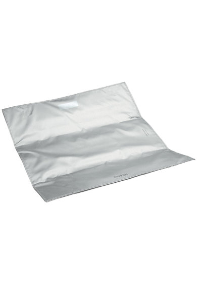 BaByliss Placa de indreptat parul  Pro 230 Ionic ST388P, Diamond Ceramic, 24x120 mm, Ionizare, 6 trepte temperatura 140°-235°C, functie Protect si Intense, oprire automata, suport, Negru + Perie par cadou Femei
