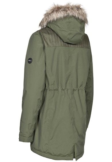 Trespass Garner Kabát Szőrmés Kapucnival női