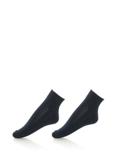 Levi's Унисекс комплект чорапи с омекотено стъпало, 2 чифта Мъже