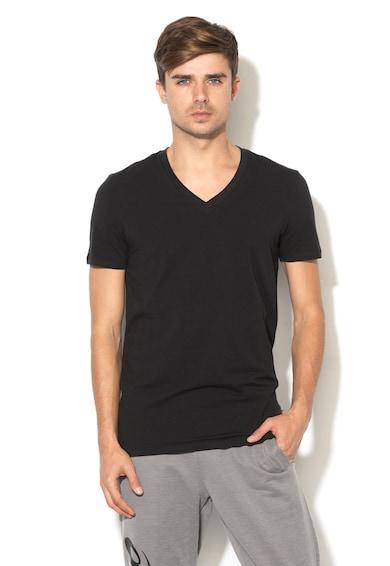 Levi's Set de tricouri de casa, cu decolteu in V - 2 piese Barbati