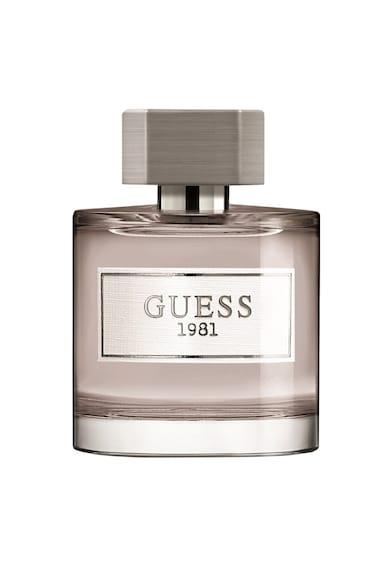 Guess Apa de Toaleta  1981, Barbati, 100 ml Barbati