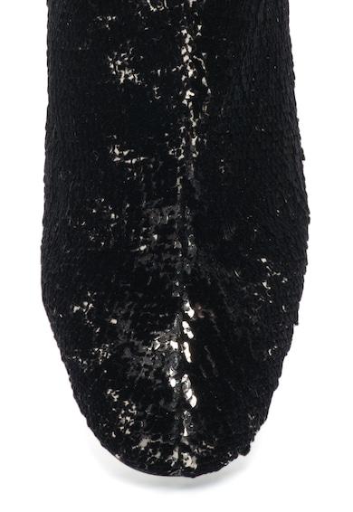 Pollini Боти с кадифени елементи Жени