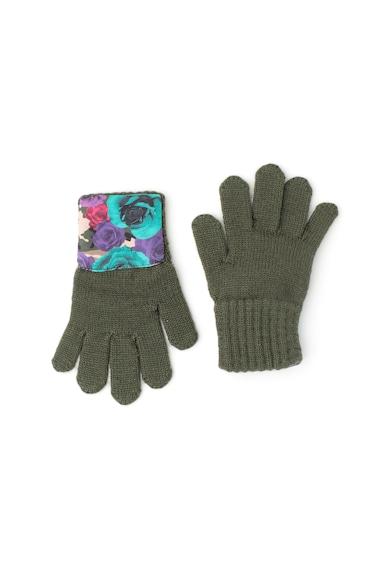 Diesel Плетени ръкавици Nilyan с щампа Момичета