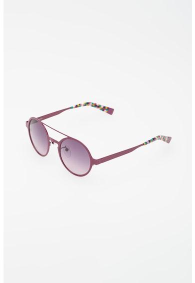 Furla Овални слънчеви очила с градиента Жени