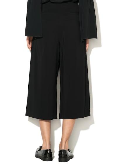 Pennyblack Pantaloni culotte cu buzunare false cu refilet Gabri Femei