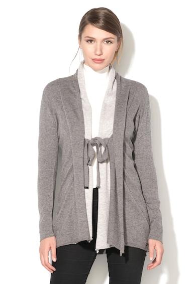 Pennyblack Cardigan din amestec de lana fara inchidere Femei
