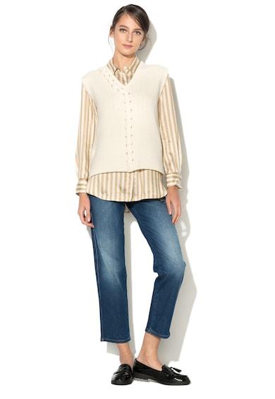 Pennyblack Плетен елек Olivato със странични цепки Жени